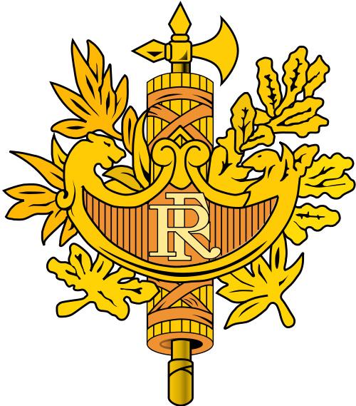 герб франции / виза во францию / вид на жительство во францию / виза в монако / www.visatoday.ru