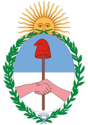 герб аргентины